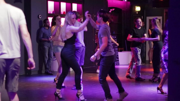 Salsa & Bachata Try-Out Classes in Amsterdam