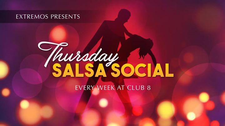 Thursday Salsa Social – Extra Edition.
